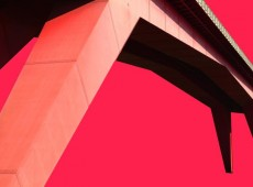 Pont Rouge,1-16, Pink von links