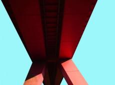 Pont Rouge, 1-16, Blaurot heraldisch